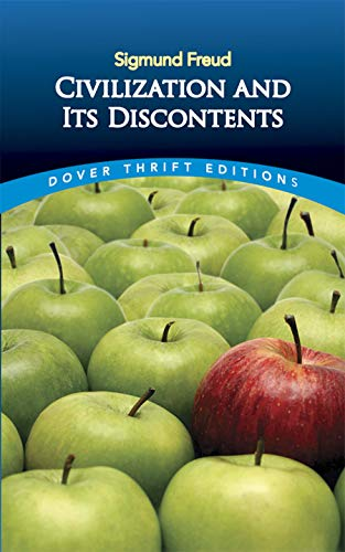 9780486282534: Civilization and Its Discontents (Dover Thrift Editions)
