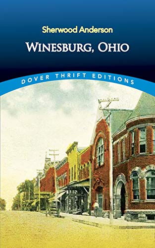 9780486282695: Winesburg, Ohio (Dover Thrift Editions)