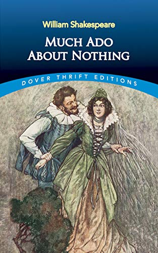9780486282725: Much Ado About Nothing (Dover Thrift Editions)