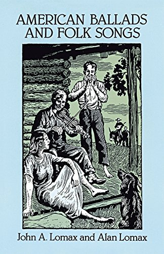9780486282763: American Ballads and Folk Songs (Dover Books on Music)