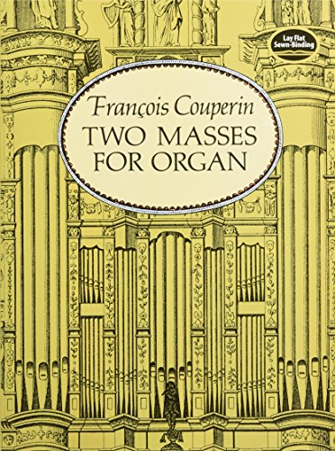 9780486282855: Two Masses for Organ (Dover Music for Organ)