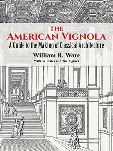 9780486283104: The American Vignola: A Guide to the Making of Classical Architecture (Dover Architecture)