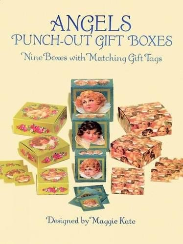 9780486283401: Angels Punch-Out Gift Boxes: Nine Boxes with Matching Gift Tags