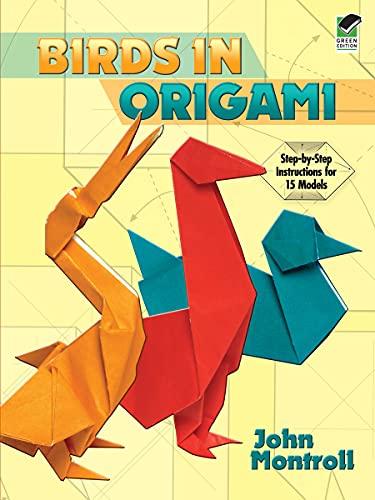 9780486283418: Birds in Origami (Dover Origami Papercraft)