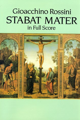 9780486283432: Stabat Mater in Full Score