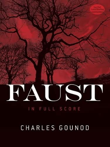 9780486283494: Faust in Full Score