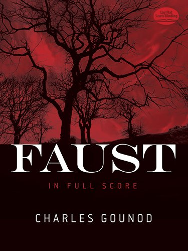 9780486283494: Faust in Full Score