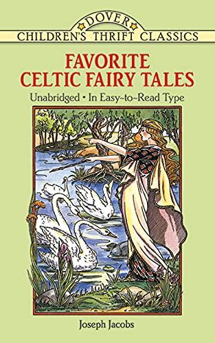 9780486283524: Favorite Celtic Fairy Tales