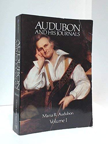 9780486283913: Audubon and His Journals, Volume I
