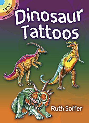 9780486284118: Dinosaur Tattoos (Dover Tattoos)