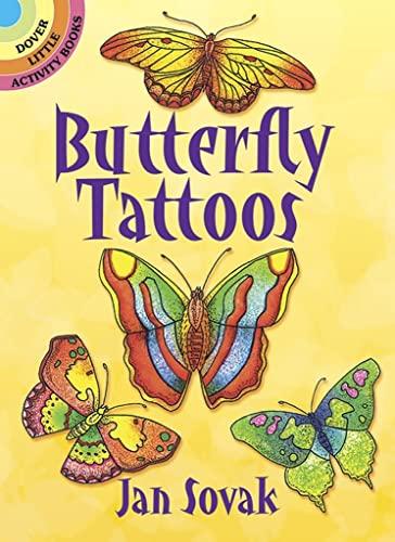 Butterfly Tattoos (Dover Tattoos): Sovak, Jan