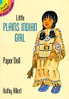 9780486284279: Little Plains Indian Girl Paper Doll (Dover Little Activity Books Paper Dolls)