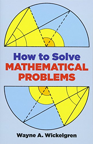 9780486284330: How to Solve Mathematical Problems (Dover Books on Mathematics)