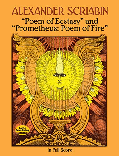 9780486284613: Poem of Ecstasy and Prometheus: Poem of Fire: In Full Score