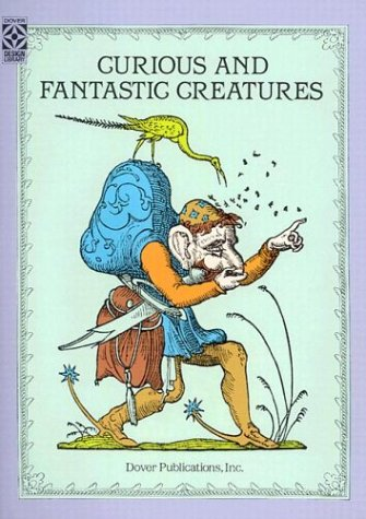 9780486284637: Fantastic Creatures (Dover Pictorial Archives)