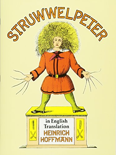9780486284699: Struwwelpeter in English Translation (Dover Children's Classics)