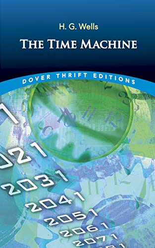 9780486284729: The Time Machine (Dover Thrift S.)