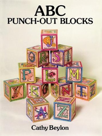 ABC Punch-Out Blocks (Punch-Out Paper Toys)