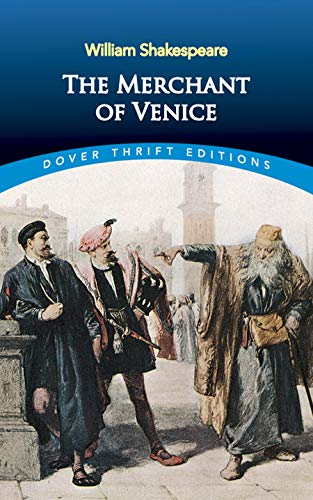 9780486284927: The Merchant of Venice (Dover Thrift Editions)
