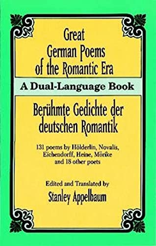 Great German Poems of the Romantic Era