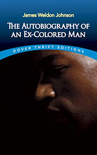 9780486285122: The Autobiography of an Ex-colored Man (Dover Thrift Editions)