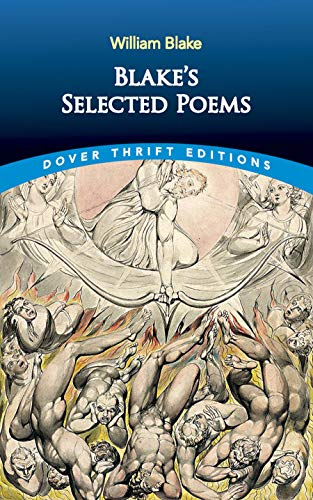 9780486285177: Blake's Selected Poems (Dover Thrift Editions)