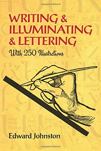 9780486285344: Writing and Illuminating and Lettering