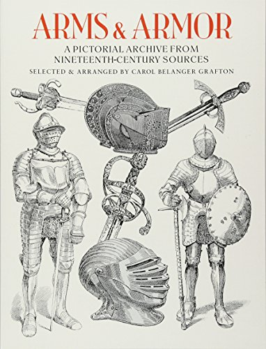 9780486285610: Arms and Armor: A Pictorial Archive from Nineteenth-Century Sources
