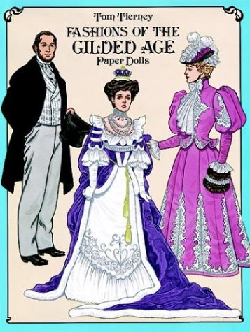 9780486285634: Fashions of the Gilded Age: Paper Dolls