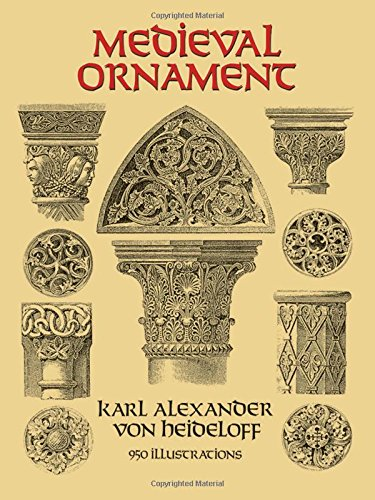 9780486285788: Medieval Ornament: 950 Illustrations (Dover Pictorial Archive)