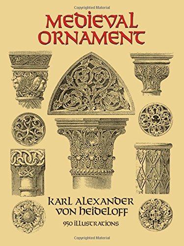 9780486285788: Medieval Ornament: 950 Illustrations