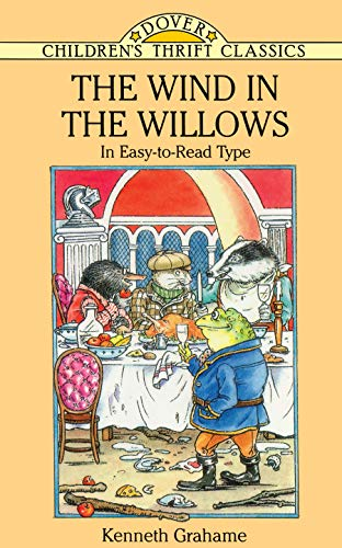 The Wind in the Willows: In Easy-to-Read: Grahame, Kenneth