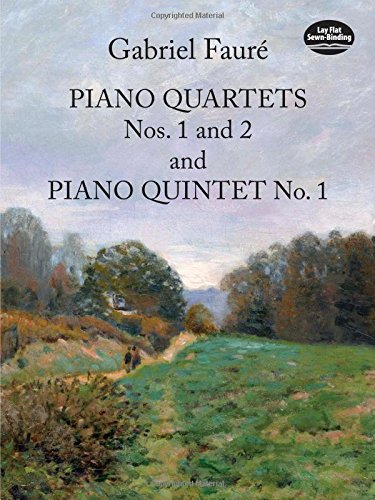 9780486286068: Piano Quartets Nos. 1 and 2 and Piano Quintet No. 1 (Dover Chamber Music Scores)