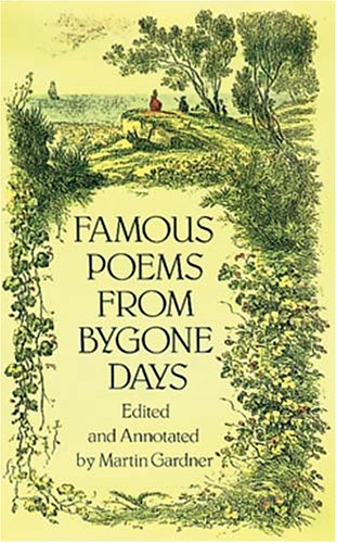 9780486286235: Famous Poems from Bygone Days (Dover Books on Literature & Drama)