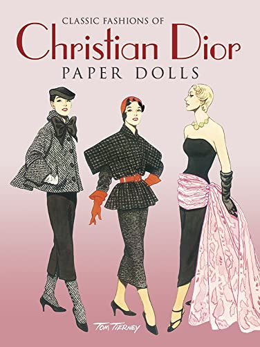 9780486286426: Christian Dior Fashion Review Paper Dolls (Dover Paper Dolls)