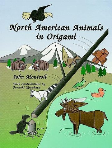 9780486286679: North American Animals in Origami