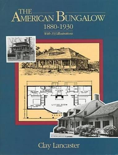 9780486286785: The American Bungalow: 1880-1930 (Dover Architecture)