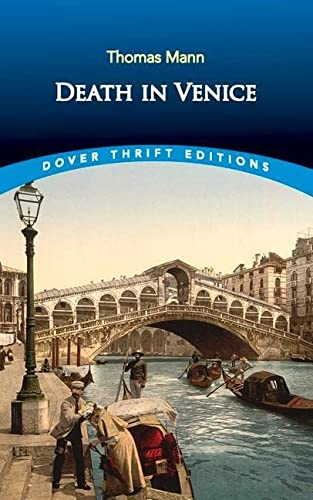 9780486287140: Death in Venice (Dover Thrift Editions)