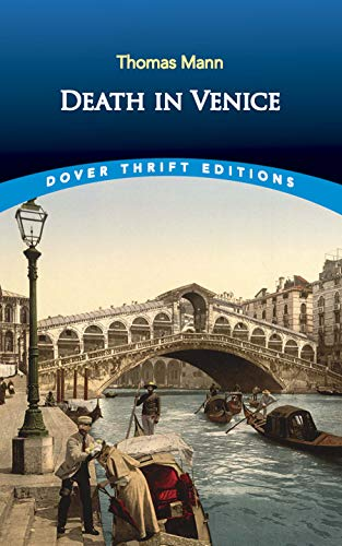 9780486287140: Death in Venice (Dover Thrift)