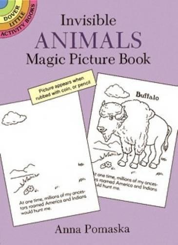 9780486287164: Invisible Animals Magic Picture Book