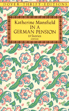 9780486287195: In a German Pension (Dover Thrift)