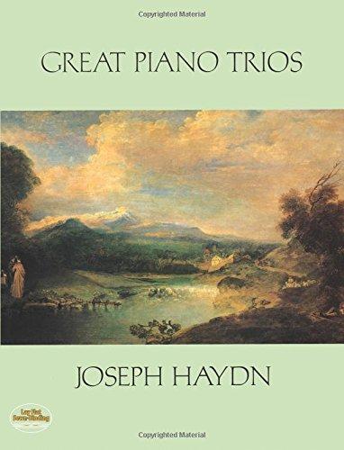9780486287287: Great Piano Trios
