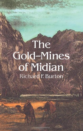 9780486287393: The Gold-Mines of Midian