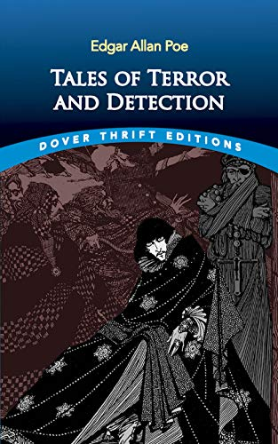 9780486287447: Tales of Terror and Detection (Dover Thrift Editions)