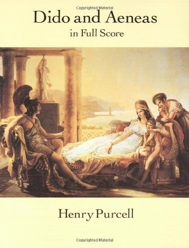 9780486287461: Dido and Aeneas in Full Score (Dover Vocal Scores)