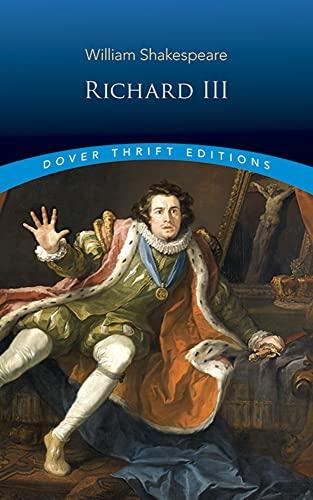 9780486287478: King Richard III (Dover Thrift Editions)