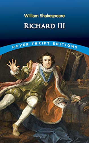 9780486287478: King Richard III (Dover Thrift Editions)