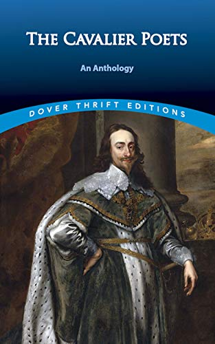 9780486287669: The Cavalier Poets: An Anthology (Dover Thrift Editions)