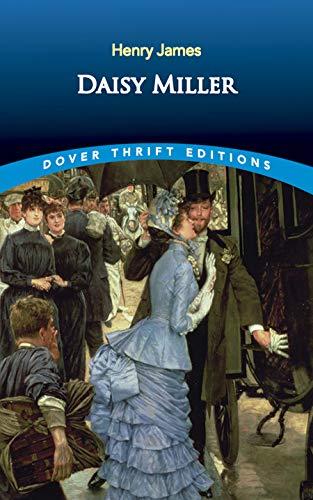9780486287737: Daisy Miller (Dover Thrift Editions)