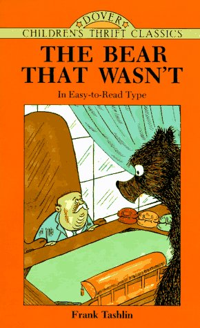 9780486287874: The Bear That Wasn't (Dover Children's Thrift Classics)